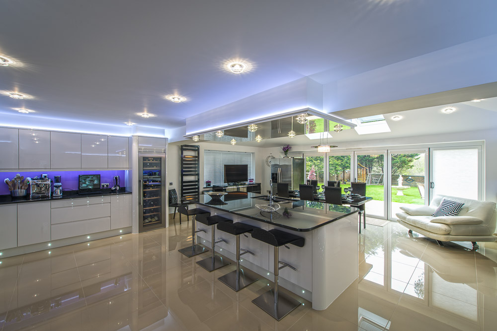 Luxury Kitchen Design South Wales - Excel Home Design
