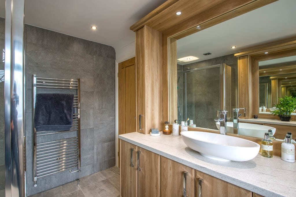 Beautiful bathrooms south wales from excel home design Bathroom design service cardiff