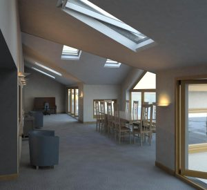 3D Impression of Home Improvement. Excel Home Design Rhondda