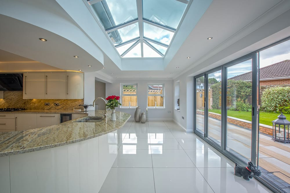 Amazing Sunrooms Bi Folding Doors Wales