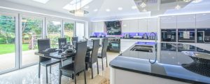Image of Luxury Kitchen Design and Installed By Excel Home Design RCT