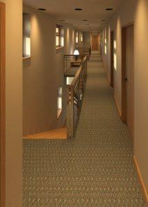 Landing 3D Impression Excel Home design Cardiff