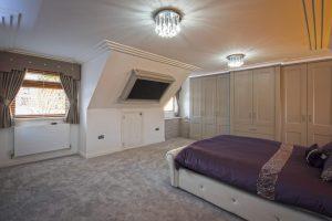 Bedroom Design and Build Swansea