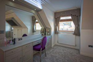 Bedroom Design and Build Cowbridge