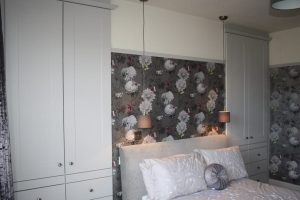 Image of a bedroom designed and built by Excel Home Improvements Bristol