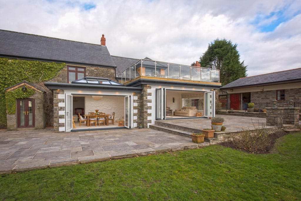 Home Extensions By Excel Home Design South Wales