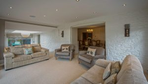 Image of stunning house extensions by Excel Home Design Cardiff