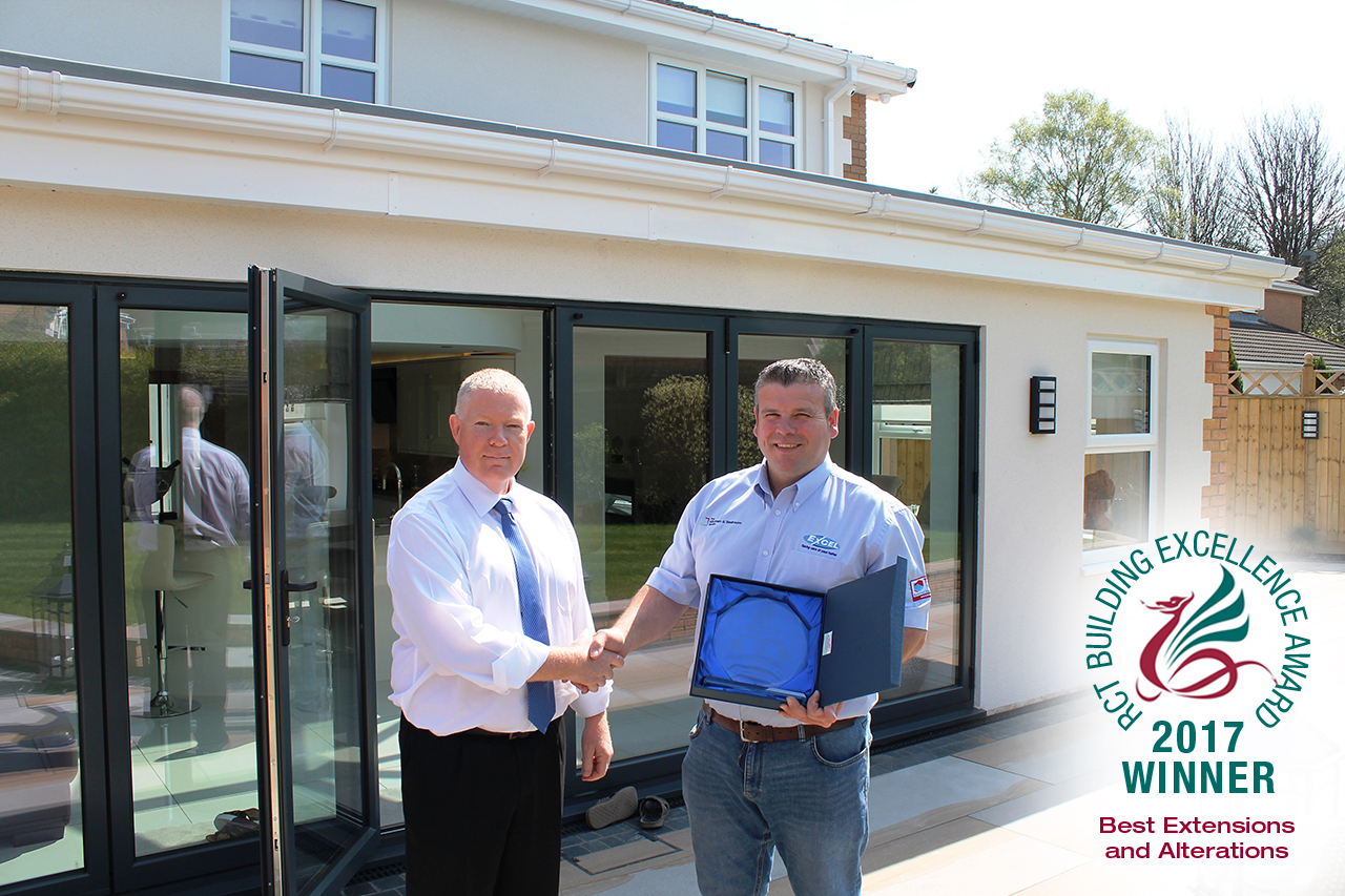 excel home design win RCT building award