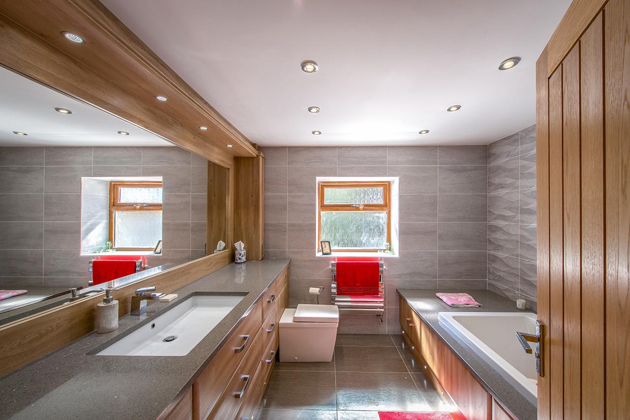 bathroom by excel home design