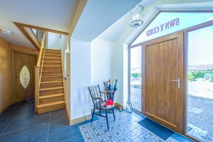 Hallway entrance by excel home design