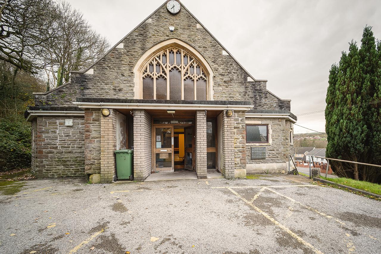 St George's Church, Tonyrefail
