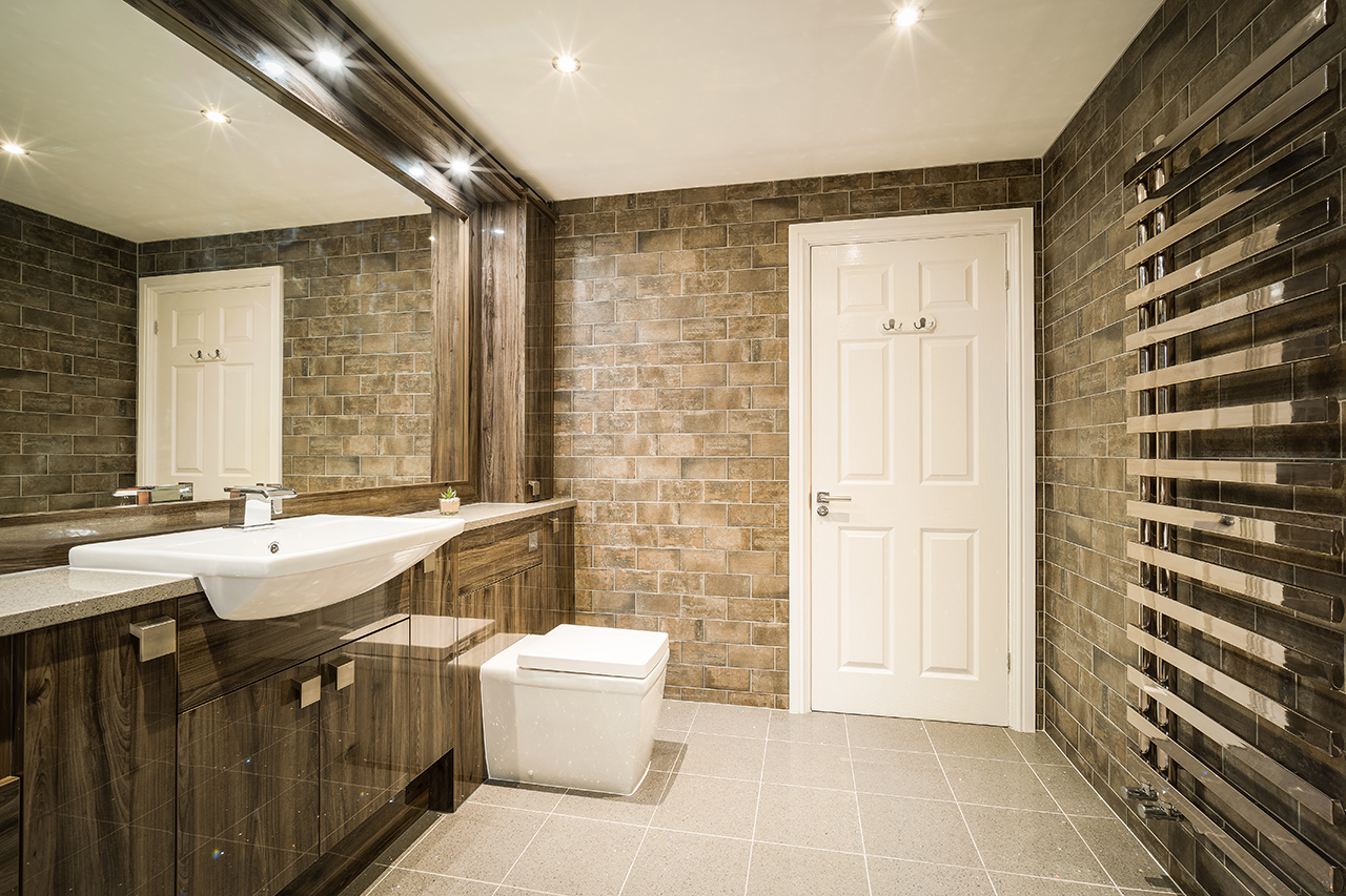 Bathroom by Excel Home Design