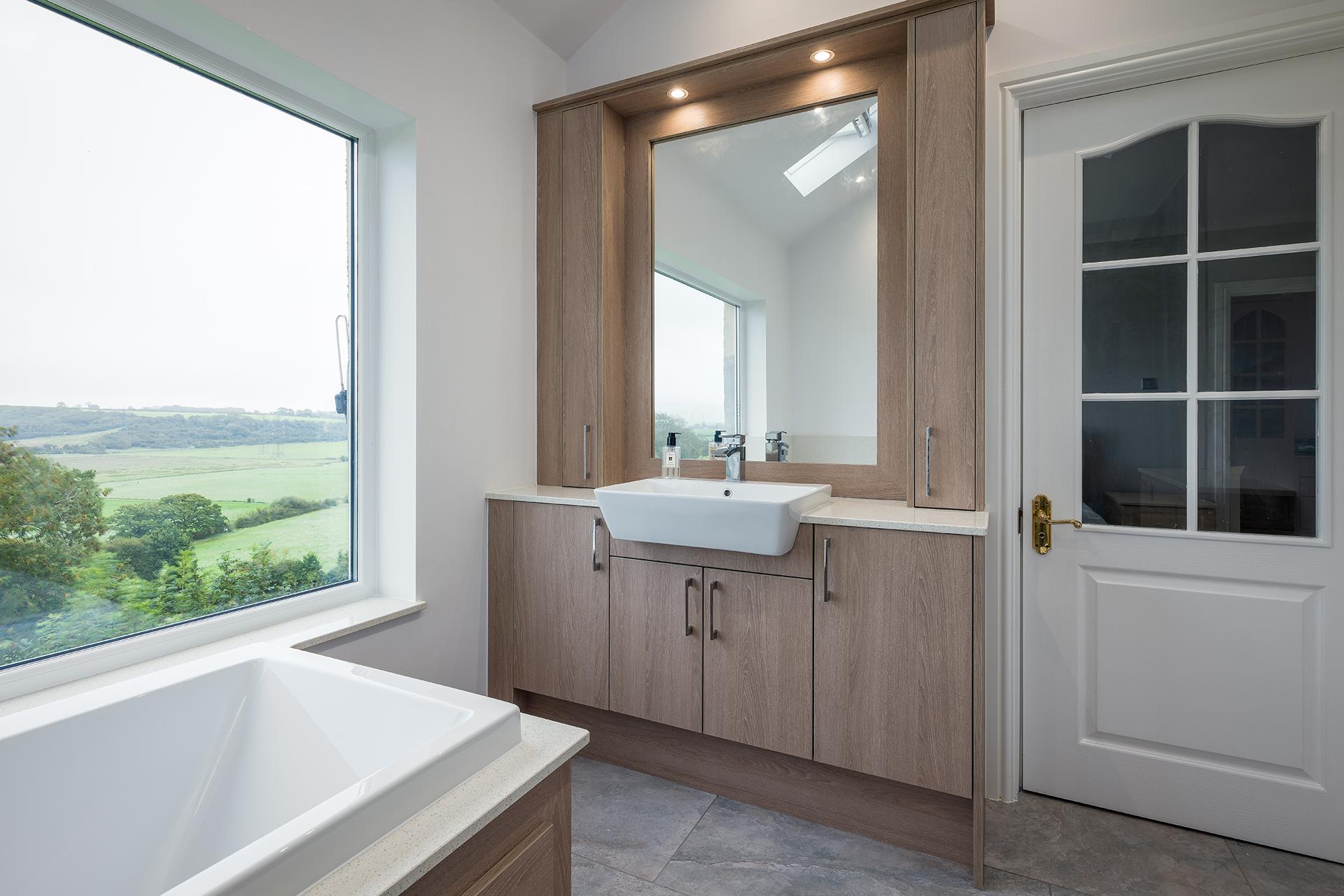 award winning bespoke bathroom